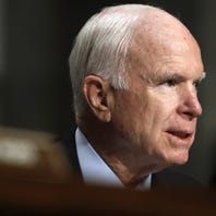 Sen. John McCain blasts Trump for 'one of the most disgraceful performances' he's seen