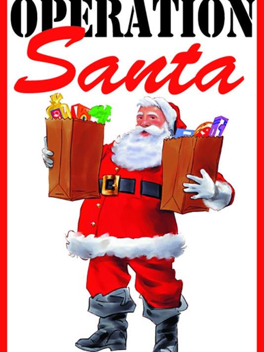 Art Work Lebanon Daily News. Operation Santa Op Santa news