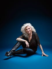 Judy Collins will perform at the Levoy Theater.