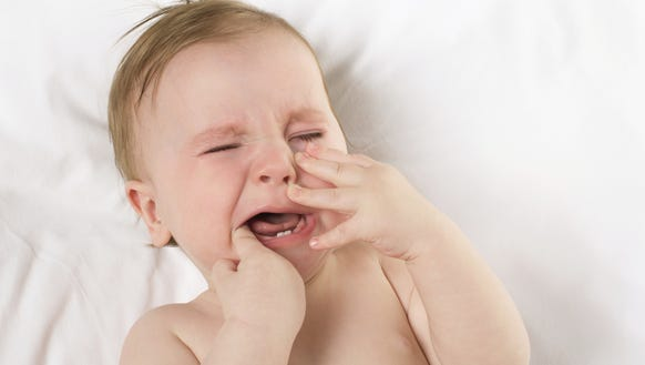 The FDA issued a warning against over-the-counter benzocaine teething products, saying they pose a serious safety risk to infants.