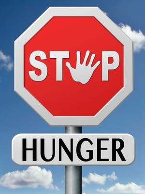 A benefit concert for Stop Hunger Now will be at St. Paul U.M. Church Friday.