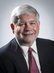 Peter Bhatia, editor, Detroit Free Press