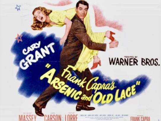 Arsenic and Old Lace, 1944