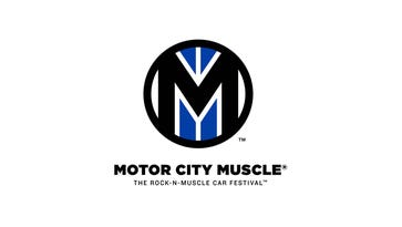 New Motor City Muscle fest will rev up muscle cars, rock music