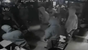 This is a screen capture of surveillance video at Wings
