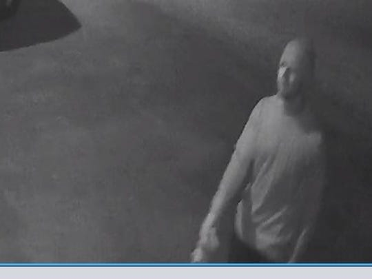 Detectives are searching for three people they say were involved in a series of car burglaries in south Lafayette Feb. 16.