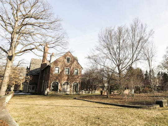 The Fisher Mansion in Palmer Woods was bought by the president of General Motors for $1.55 million.