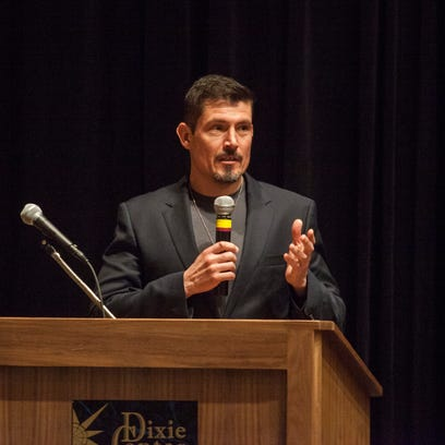 Former U.S. Ranger Kris Paronto, known for his role