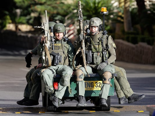 AP SWAT RESPONSE VEGAS RESORT A USA NV