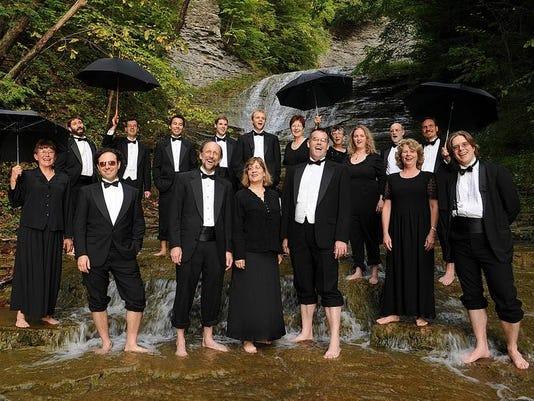 Cayuga Vocal Ensemble