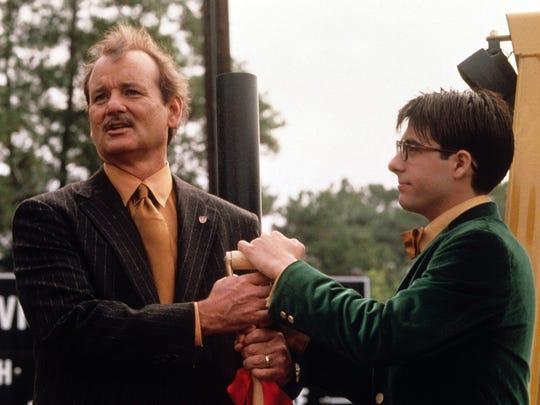 """Bill Murray and Jason Schwartzman in """"Rushmore."""""""