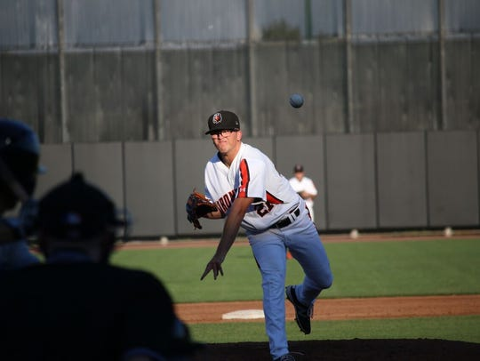 Wells led the Ironbirds in 2016 with 50 strikeouts.