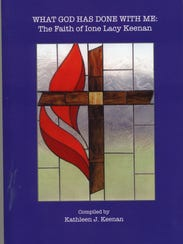 "Cover of the book ""What God Has Done With Me: The Faith"