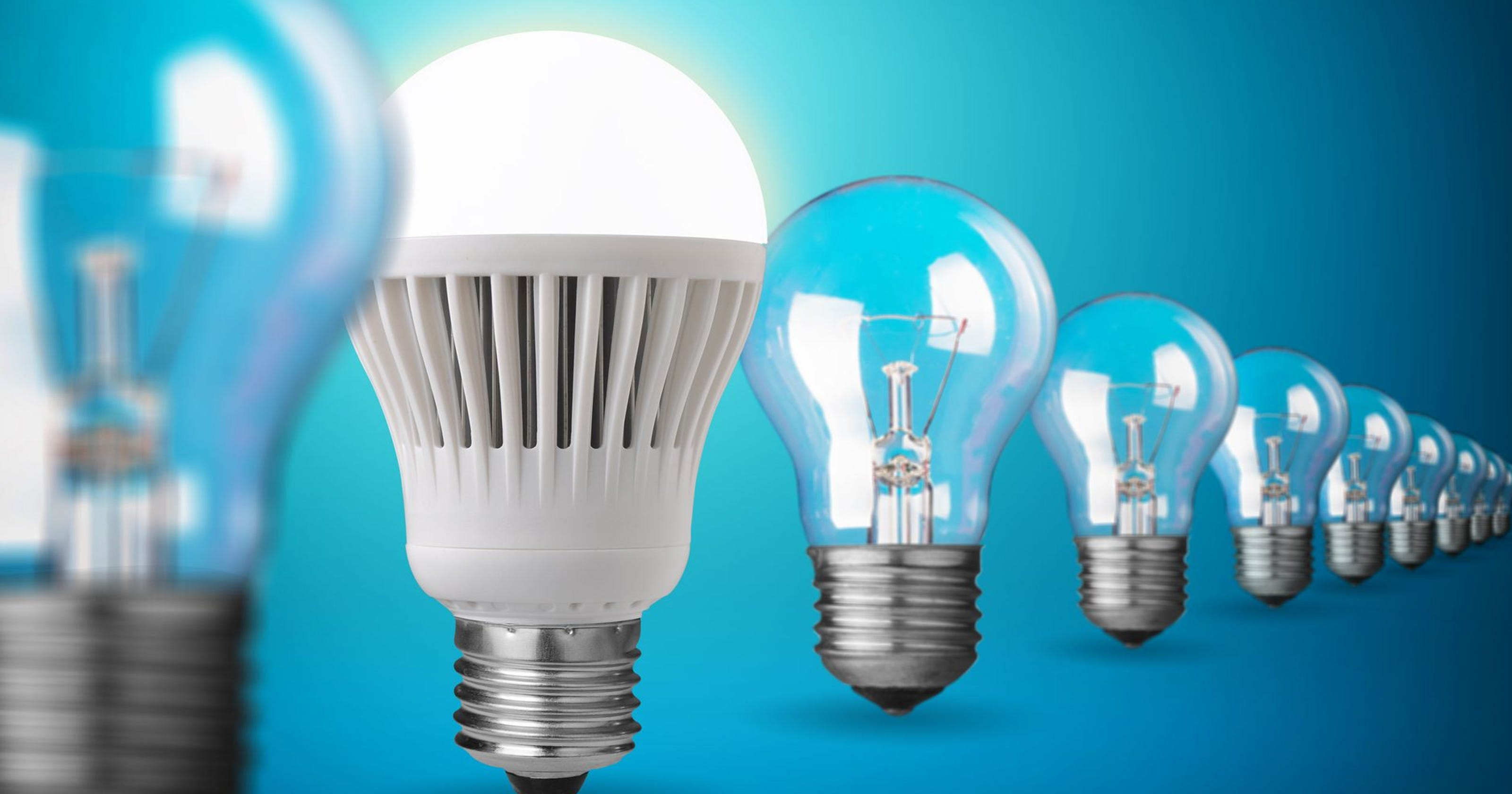 Household savings: LED bulbs gaining in cost efficiency