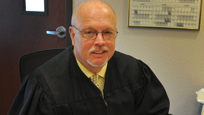 Former justice of the peace for Precinct 1, Place 2 Mike Little retired last year after 24 years of service, but will return to work for the county as the interim JP for Precinct 1, Place 1 after Judge Janice Sons retires.