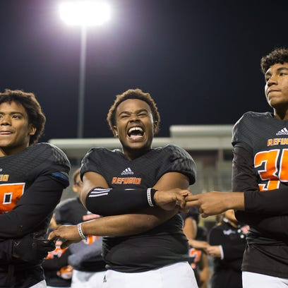 Win or lose Wednesday, Refugio has shown an enduring resiliency