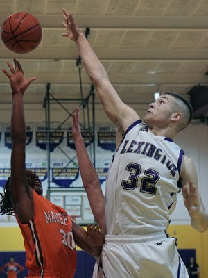 Lexington sophomore forward Cade Stover is expected to be one of the Minutemen's top players coming off a conference and district championship season.