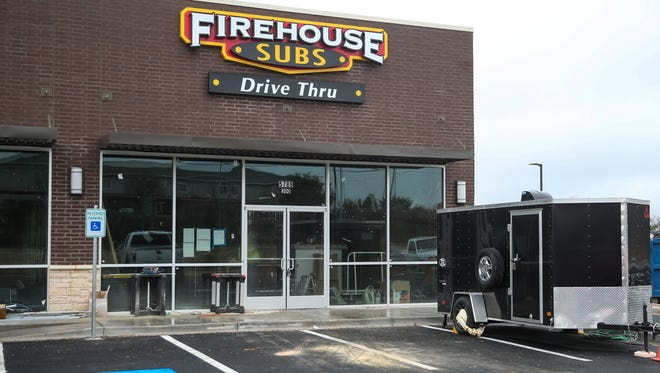 Firehouse Subs is opening at 5789 Sherwood Way in San Angelo.