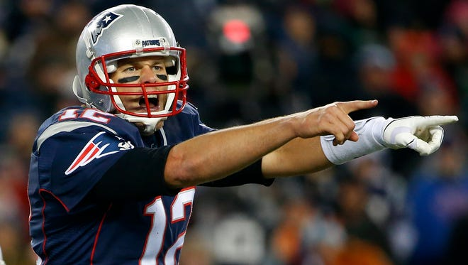 Tom Brady in charge. Bills face the Dark Knight just once in 2016, now that his four-game Deflategate suspension has been restored by court decision.