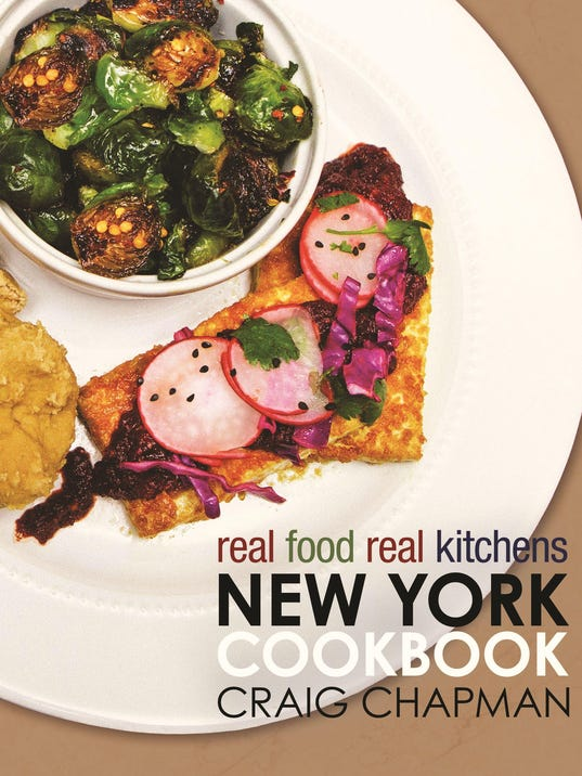 Real Food Real Kitchens New York Cookbook
