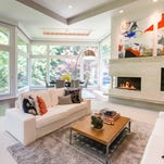 Graceful contemporary Ann Arbor home lets the light in