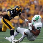Tracing the unlikely path of Iowa's unsung but football-savvy senior linebacker, Ben Niemann