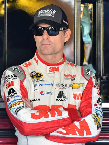 Jeff Gordon says he plans to base any criticism of