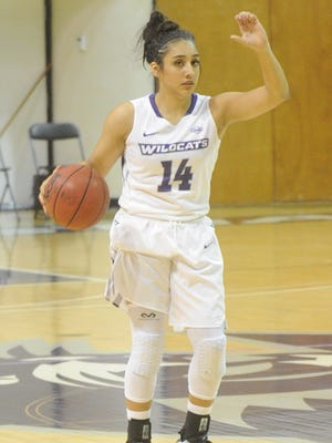 ACU freshman point guard Pamela Herrera will make her college debut against No. 24 on Friday in Columbia, Missouri. She sat out her senior year at El Paso Bel Air with a knee injury.