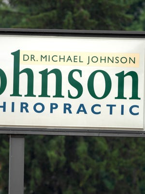 A Richmond chiropractor received a letter of reprimand from the state's licensing board.
