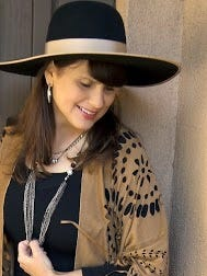 Carol Marsktrom brings her old west musical stylings to the Luna Rossa Winery for a 6 p.m. concert on Thursday, Feb. 16.