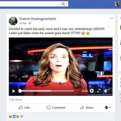 KRIS TV broadcast interrupted by vulgar audio, viewers react on social media