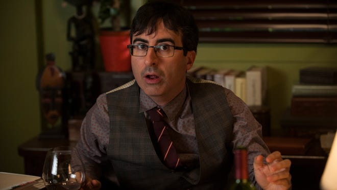 John Oliver's Professor Ian Duncan will do six episodes on 'Community.'