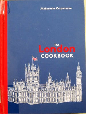 """The London Cookbook,"" by Aleksandra Crapanzano"
