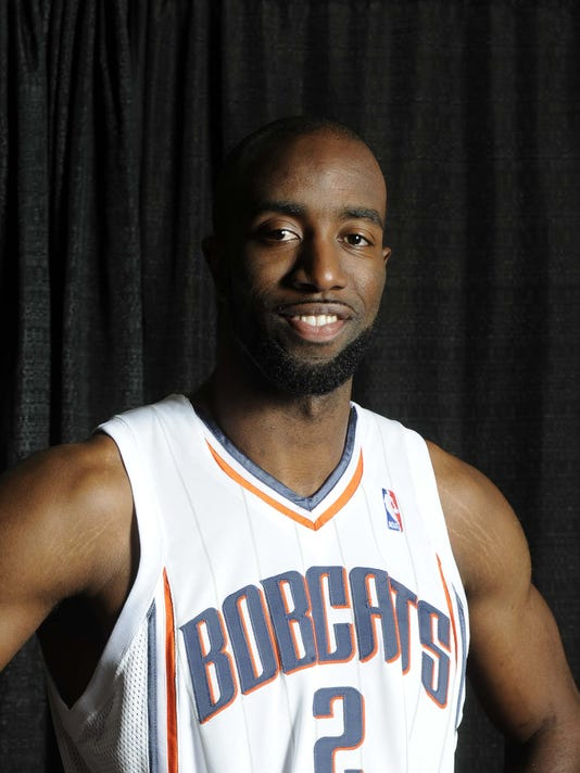NBA: Charlotte Bobcats-Media Day