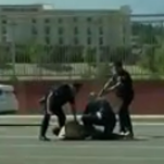 Video from officer involved shooting in Las Cruces