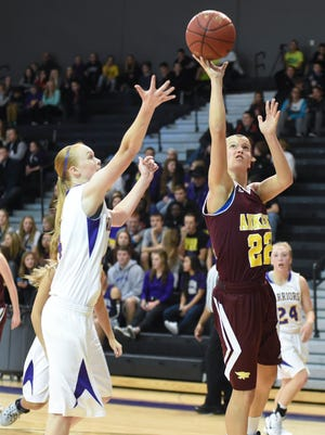Ankeny's Jordan Enga has two or more assists in five consecutive games.