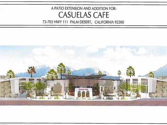 Casuelas Cafe rendering