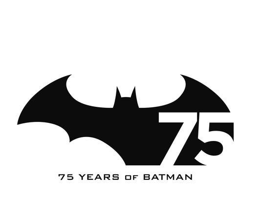 Bat 75 logo