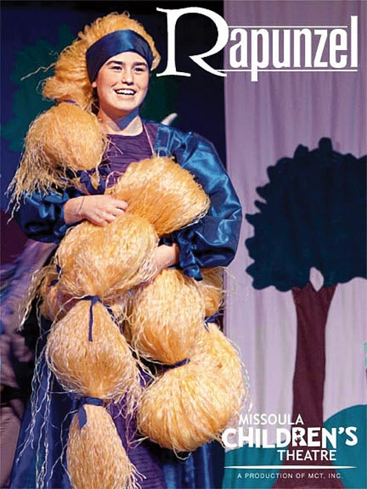 The Missuola Children's Theatre will hold auditions for Rapunzel at 9 a.m. at the Spencer Theater July 6.