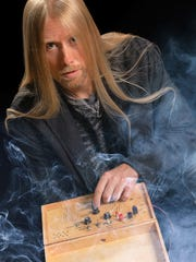 Chris Moon is a self-proclaimed psychic medium and paranormal researcher from Boulder, Colo.