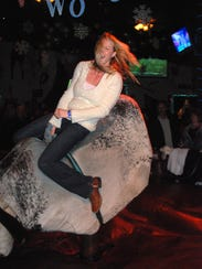 Can you best the bull at Saddle Ranch Chop House?