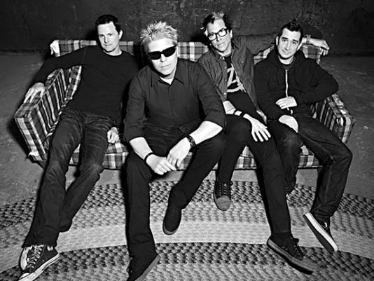 The Offspring will headline the final day of the three-day Texas Showdown Festival that will feature live and celebrity tattooing, carnival rides, vendors and live music.