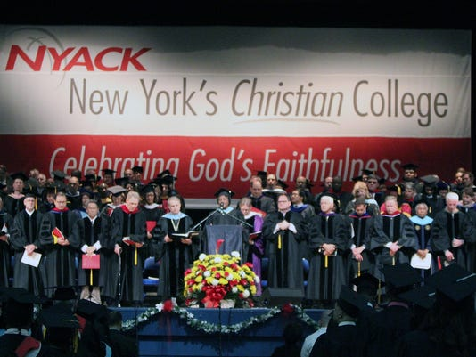 Nyack College Commencement