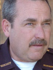 Coshocton County Sheriff Tim Rogers