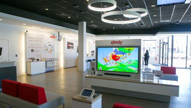 Delaware's first Xfinity Store on Concord Pike is the model that Comcast will be moving all of its customer service centers to in the coming years.