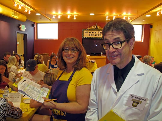 National Mustard Day, Aug. 2, gives Patti and Barry Levenson an extra reason to celebrate at their National Mustard Museum in Middleton.