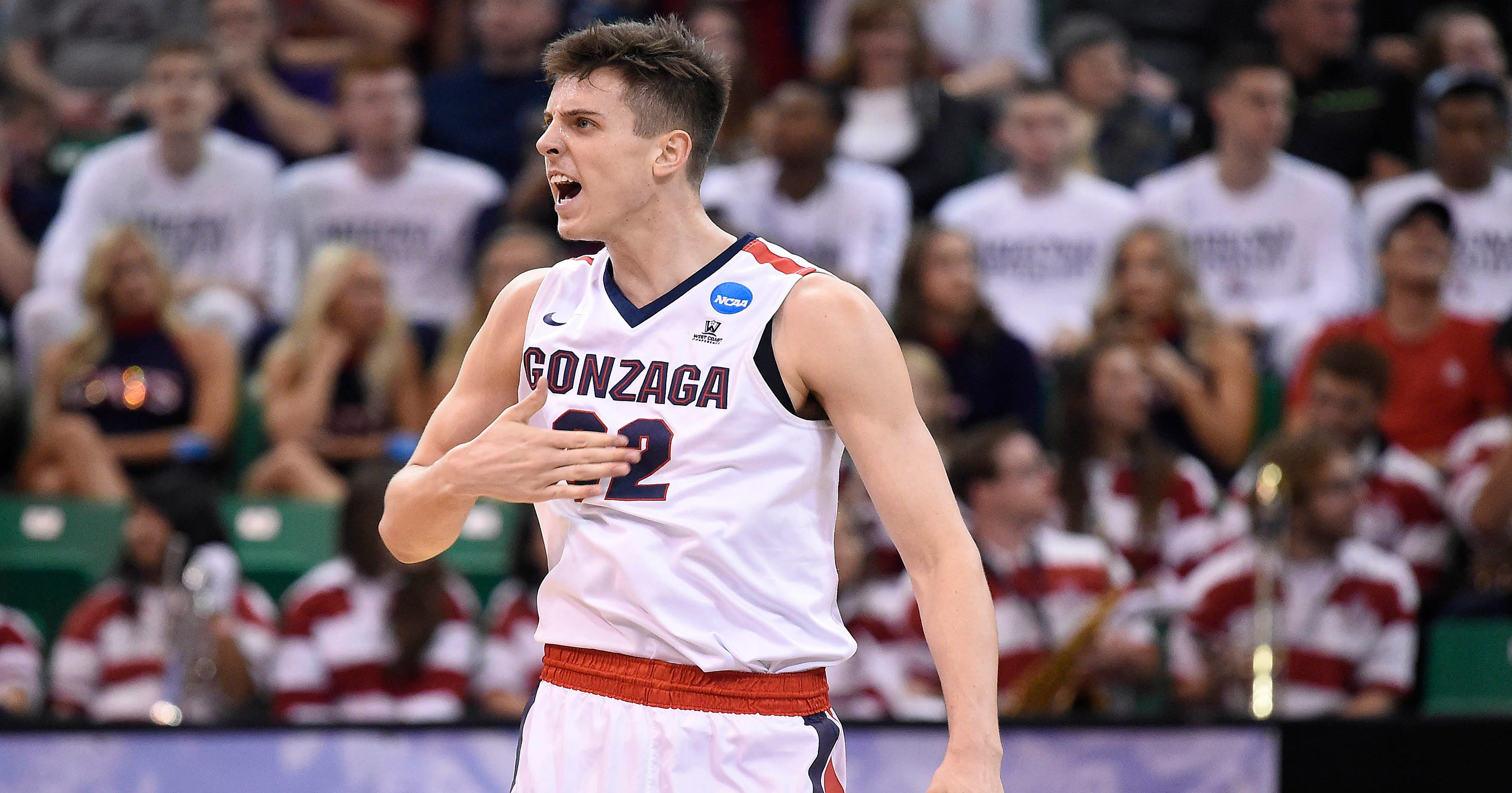NBA draft  Zach Collins headlines top 10 center prospects 114f9f455