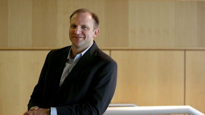 Chad Freeman, president of the Strategic Economic Development Corporation.