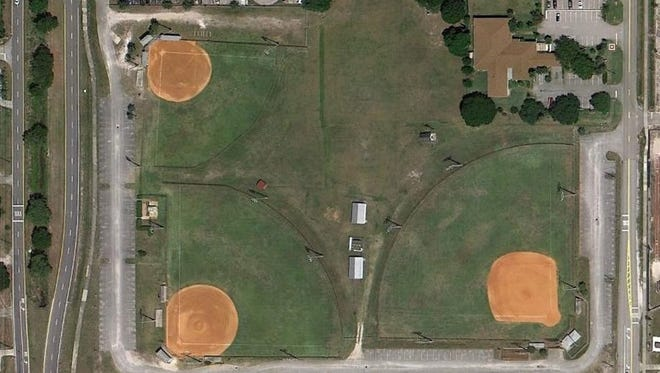 Indian River County plans to sell 11.57 acres made up of three ballfields and an all-purpose field at 16th Street and 20th Avenue, across from Vero Beach High School. Neither the School District nor Vero Beach want to buy the fields, which could be rezoned for multi-family uses.