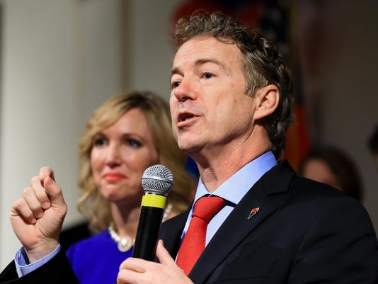 Rand Paul, Kelley Paul
